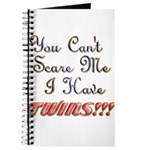 You cant scare me 3 Journal