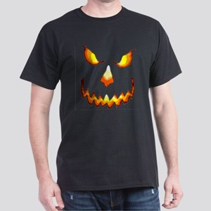Pumpkin Face Dark T-Shirt