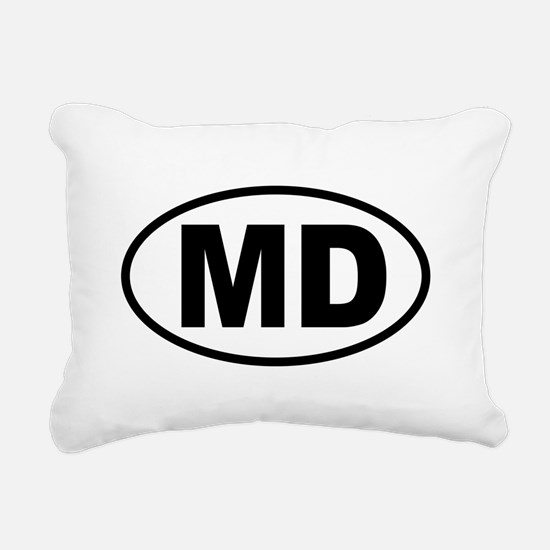 Maryland Rectangular Canvas Pillow