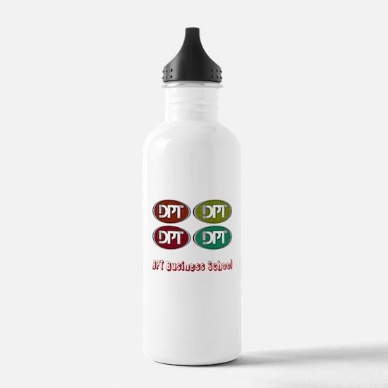 Cute Education business Water Bottle