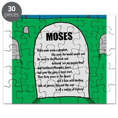 Moses Tombstone Puzzle