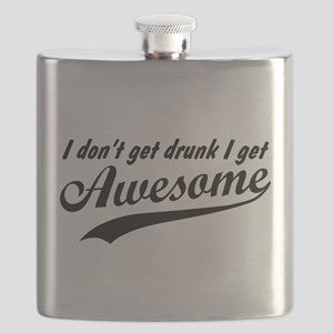 I Get Awesome Flask