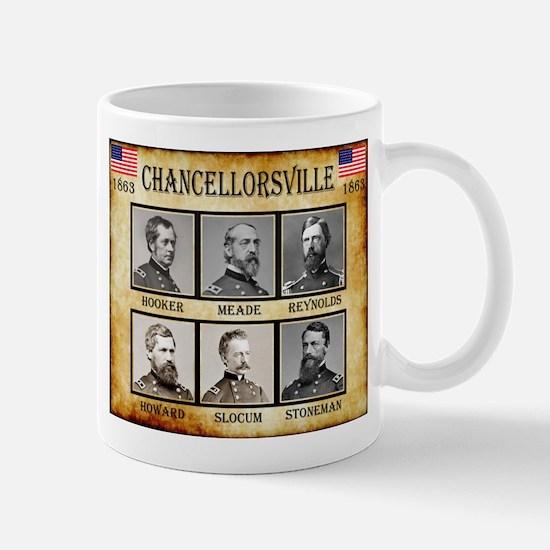 Chancellorsville - Union Mug