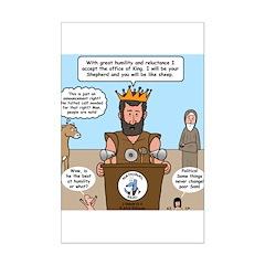 King David Posters