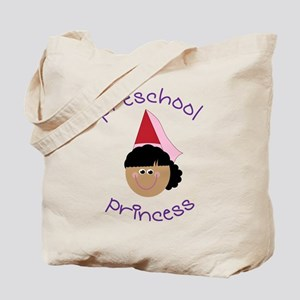 Preschool Princess Tote Bag