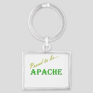 Apache Landscape Keychain