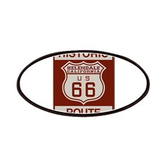 Helendale Route 66 Patches