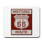Helendale Route 66 Mousepad