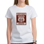 Helendale Route 66 Women's T-Shirt