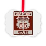 Helendale Route 66 Picture Ornament