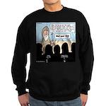 Samuel's King Quandary Sweatshirt (dark)
