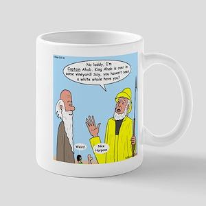 Elijah and Captain Ahab Mug