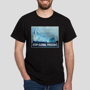 GLOBAL FREEZING Dark T-Shirt