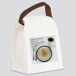 Coffee Which Makes - Alexander Pope Canvas Lunch B