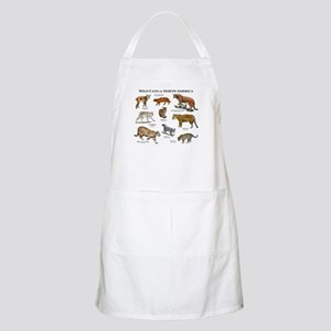 Wildcats of North America Apron