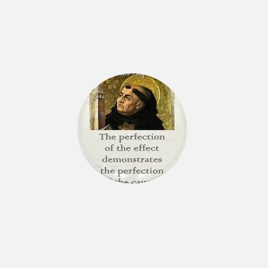 The Perfection Of The Effect - Thomas Aquinas Mini