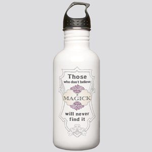 Believe in Magick Stainless Water Bottle 1.0L