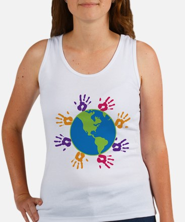 Little Hands Women's Tank Top