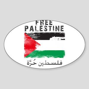 Free Palestine ( filistin hur Sticker
