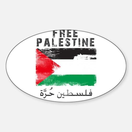 Free Palestine ( filistin hur Decal