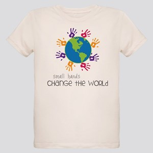 Small Hands Organic Kids T-Shirt
