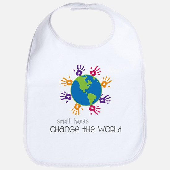 Small Hands Bib