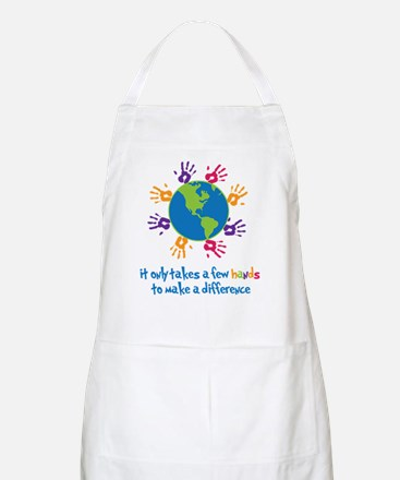 Make A Difference Apron