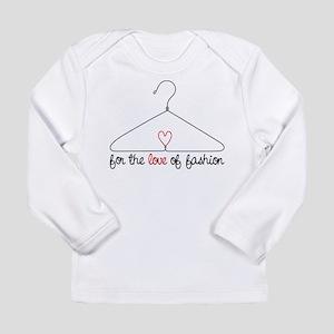 Love Of Fashion Long Sleeve Infant T-Shirt