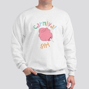 Carnival Girl Sweatshirt