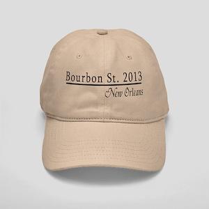 Mardi Gras 2012 Bourbon Street Cap