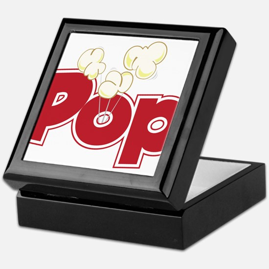 Pop Keepsake Box
