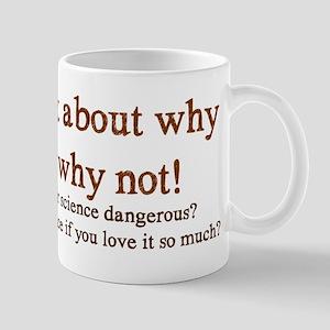 Safe Science Mug