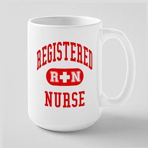 RN - Registered Nurse Large Mug