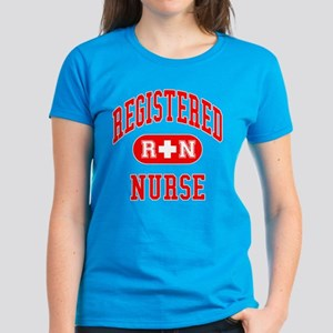 RN - Registered Nurse Women's Dark T-Shirt