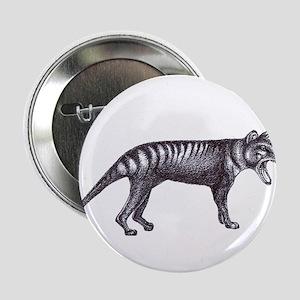 """Thylacine 2.25"""" Button"""