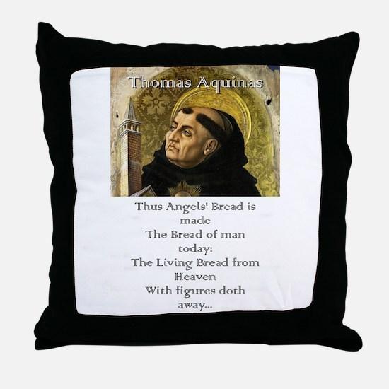 Thus Angels' Bread Is Made - Thomas Aquinas Th