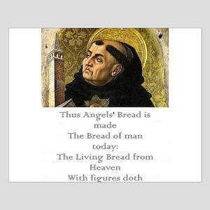 Thus Angels' Bread Is Made - Thomas Aquinas Sm