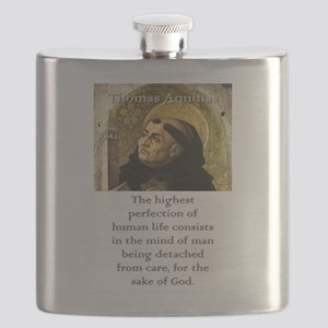 The Highest Perfection - Thomas Aquinas Flask