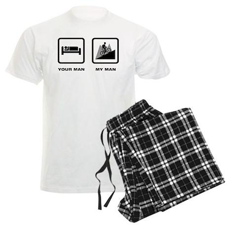 Mountain Biking Men's Light Pajamas