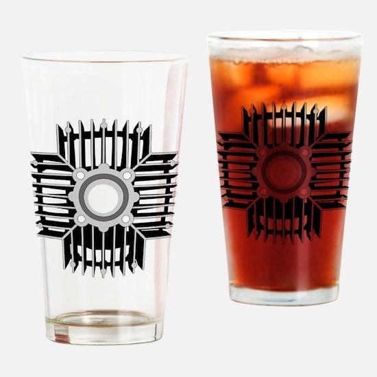 Cute Sachs Drinking Glass