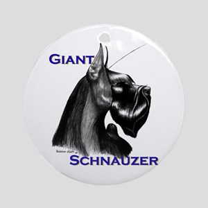 giant head to tail Ornament (Round)