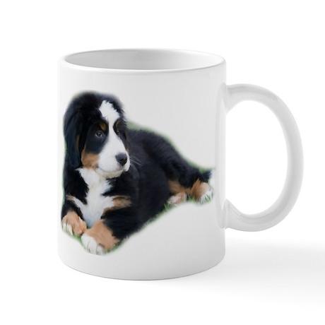 bernese-mountain-puppy_ Mug