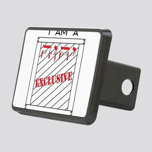 YHWH Exclusive Rectangular Hitch Cover