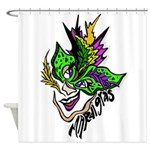 Mardi Gras - New Orleans Style Shower Curtain