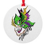 Mardi Gras - New Orleans Keepstake Ornament