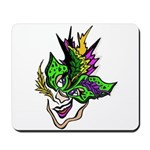 New Orleans Party Mask Mousepad