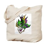 New Orleans Party Mask Tote Bag