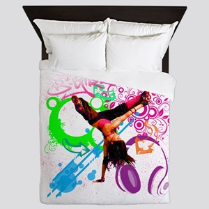 B-Girl Queen Duvet