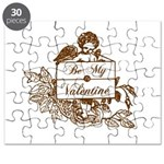 Be My Valentine Puzzle