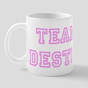 Pink team Destin Mug